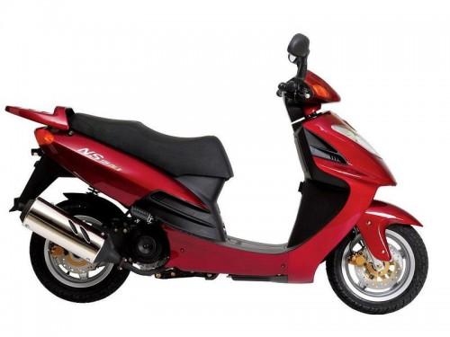 Daelim NS 125cc DLX