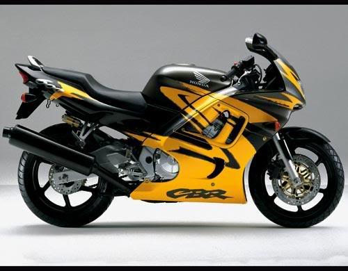 Honda CBR 600cc F