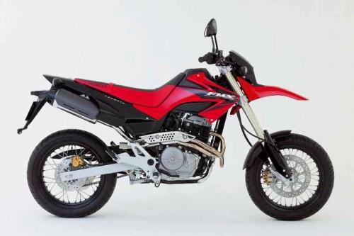 Honda FMX 650cc