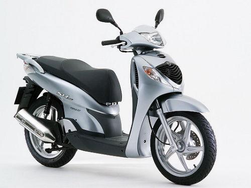 Honda SH 125cc (inyección) 2005 - 08