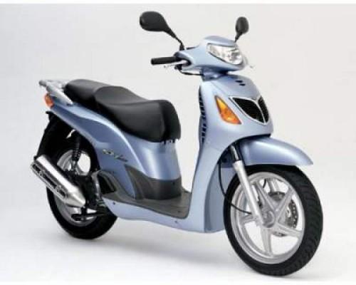 Honda SH 125cc (carburación) 2001 - 04