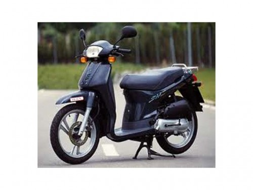 Honda SH Scoopy 100cc