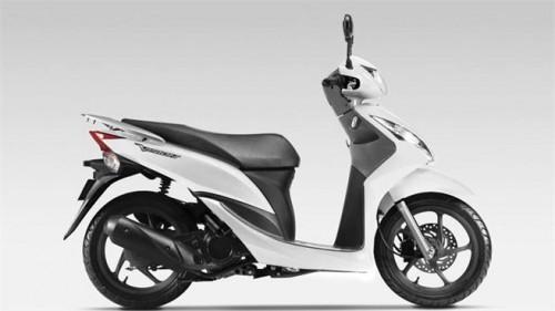 HONDA VISION 110cc 2012-2016