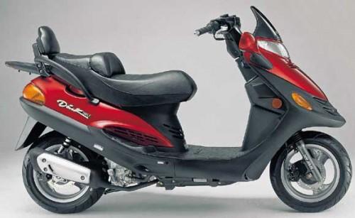 Kymco Dink 150cc