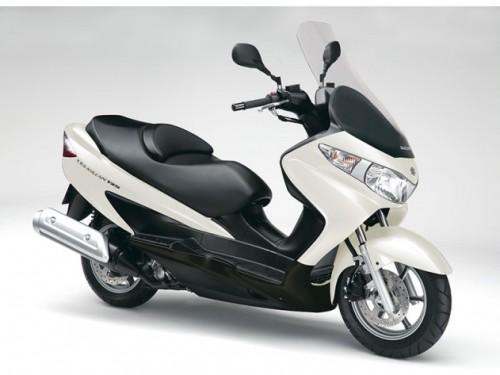 Suzuki Burgman 200cc (inyección)