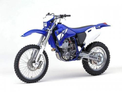 Yamaha WR 426cc 2001