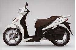 SUZUKI Sixteen 125cc