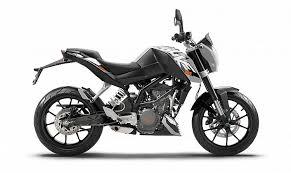 KTM DUKE 125cc 2013