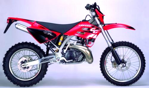 Gasgas Ec 250cc 2000