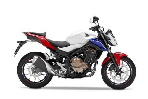 Honda CB 500F 2016-2019