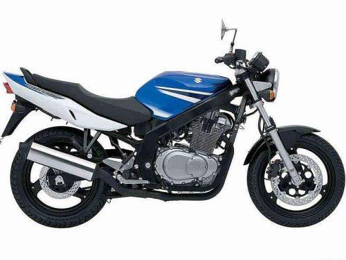 SUZUKI GS - 500 1998