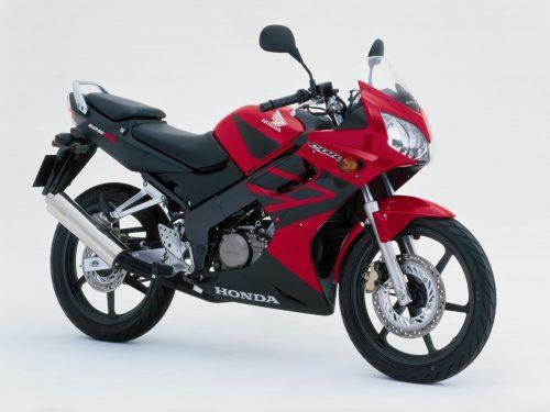 HONDA CBR 125cc Carburación