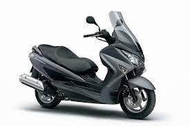 Suzuki BURGMAN 125cc 2014